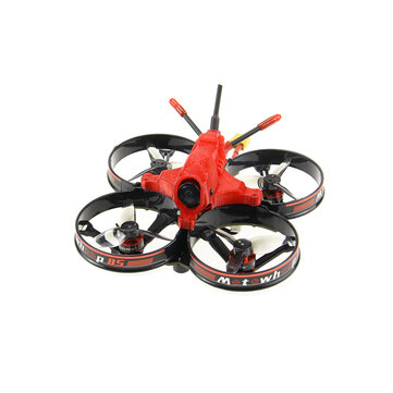 15% OFF for HGLRC MotoWhoop 85mm F4 3S 2 Inch FPV Racing Drone