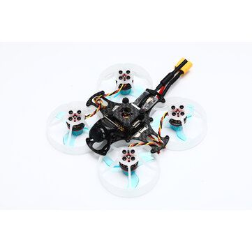 FullSpeed TinyPusher 1.5'CineWhoop 3S Tinywhoop FPV Racing RC Drone FSD412 Stack Nano400 VTX Caddx EOS2 Camera