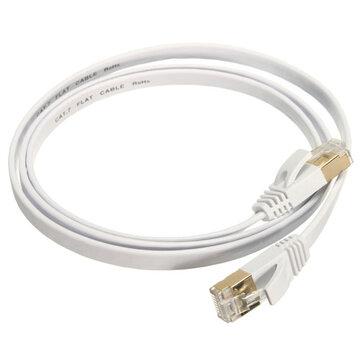 10 gigabit ethernet cat 7 piatto cavo di rete LAN cerotto 600MHz RJ45 modem router