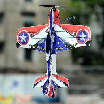 Mini Edge 540T EPP 560mm Wingspan 3D Aerobatic RC Airplane PNP