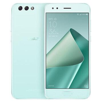 ASUS ZenFone 4 (ZE554KL) Global Version 5.5 Inch FHD NFC 3300mAh 12MP+8MP Dual Rear Cameras 4GB 64GB Snapdragon 630 Octa Core 4G Smartphone