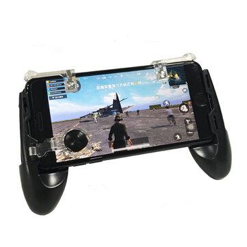 Tay cầm điện thoại di động Bakeey 4 trong 1 Tay cầm điều khiển Game thủ Người giữ điện thoại cho điện thoại thông minh