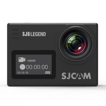 Kamera akcji SJCAM SJ6 LEGEND 4K za $100.46 / ~389zł
