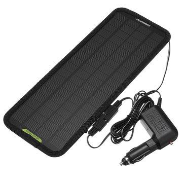12V 4.5W Carregador Carregador de energia de bateria de painel solar de carro portátil para carro barco
