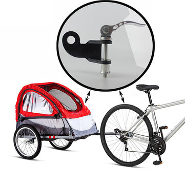 Trailer Bike Bicycle Attachment Angled Elbow for InStep Schwinn Part Coupler