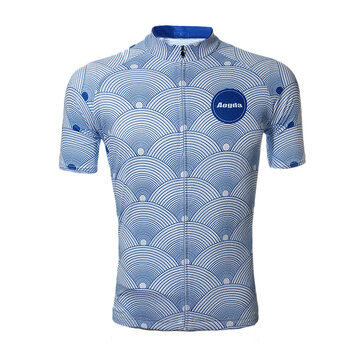 Mens Breathable Cycling Jerseys Summer MTB Cycling Clothing Bicycle Short Sportwear Bike Clothes