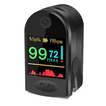 Προσφορά / Κουπόνι για το προϊόν: BOXYM P2000 Finger Clamp HD OLED Pulse Oximeter Finger Blood Oxygen Saturometro Heart De Oximeter Portable Pulse Oximetro Monitor με τιμή 6.76€