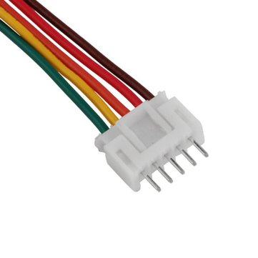 10Pairs 22AWG 100mm 2S 3S 4S 5S 6S LiPo Battery Male Female Connector Plug Balance Cable