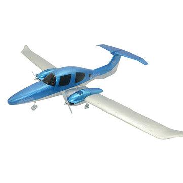 GD-006 DIY EPP 548mm Wingspan DIY RC Airplane RTF Built-in Battery for Trainer Beginner