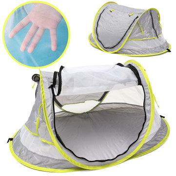 Pop Up Portable Beach Tent Kids Canopy