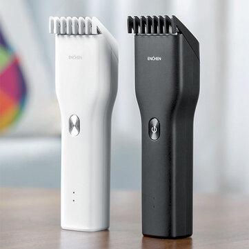 XIAOMI ENCHEN Boost Tagliacapelli Cutter capelli Ricaricabile USB M9S3