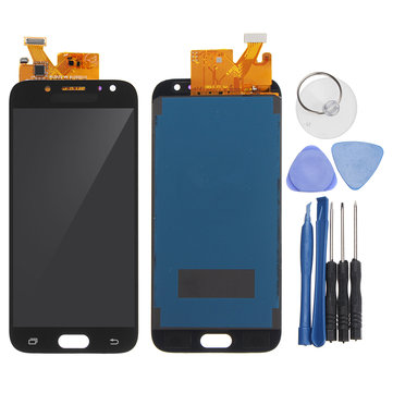 LCD Display Touch Screen Digitizer Replacement with Tools for Samsung  Galaxy J5 Pro 2017 J530 J530F