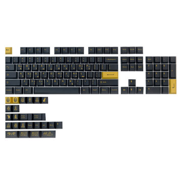 How can I buy 128 Keys Egyptian Pharaoh Keycap Set Cherry Profile PBT Sublimation Vintage Keycaps for DIY Mechanical Keyboards with Bitcoin