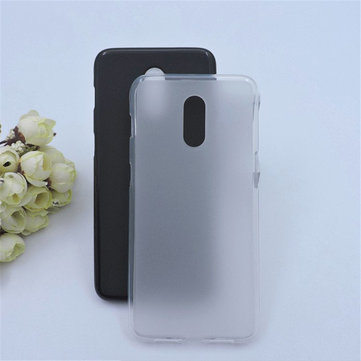 Bakeey™ Matte Shockproof Soft TPU Back Cover Protective Case for OnePlus 6T