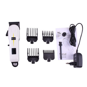 SURKER LED Display Cordless Electric Hair Clipper Beard Trimmer