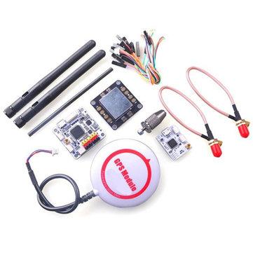 OpenPilot CC3D Revolution Flight Controller + Oplink + M8N GPS + Distribution Board RC Drone FPV Racing