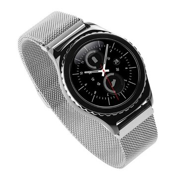 20мм часы из нержавеющей стали Стандарты для Samsung Galaxy Gear S2 Classic