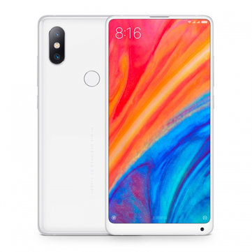 Xiaomi Mi MIX 2S Global Version 5.99 inch 6GB RAM 128GB ROM Snapdragon 845 Octa core 4G Smartphone