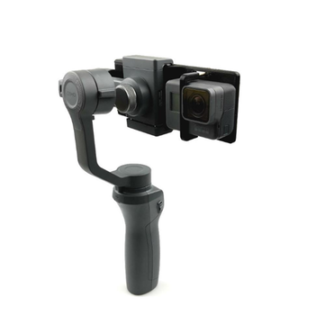 $9.41 for Mounting Adapter for DJI OSMO Mobile 1/2 to Gopro 3/4/5/6 Xiaomi XiaoYi Sports Camera