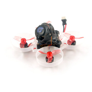 Only 27g Happymodel Mobula6 HD 65mm Crazybee F4 Lite 1S Whoop FPV Racing Drone BNF w/ Runcam Split3-lite 1080P HD DVR Camera