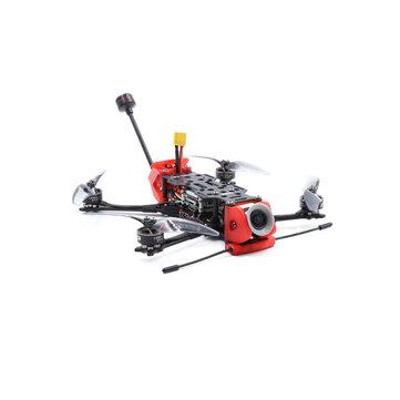 GEPRC Crocodile Baby 4 Inch HD 4S LR Micro Long Range FPV Racing Drone BNF Caddx Vista Nebula V2 Cam F4 FC 20A ESC 5.8G 600mW VTX 1404 2750KV