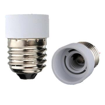 E27 a E14 Lampada della Luce del Convertitore Adattatore per Lampadina