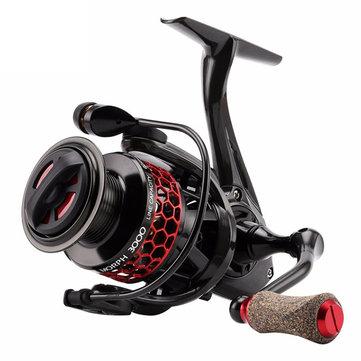 SeaKnight MORPH 2000 3000 5.2:1 10+1BB Spinning Fishing Reel C60 Carbon Fiber 8/10KG Fish Wheel