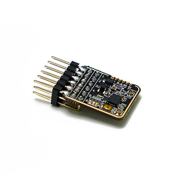 FrSky RX6R 2.4G 6/16 CH Telemetry Receiver PWM SBUS Outputs for RC Drone FPV Racing