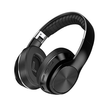 Bakeey VJ320 bluetooth Headphones Stereo Bass Subwoofer 40MM Dynamic Earphone TF Card Foldable Wireless Head Mounted Headset with Mic