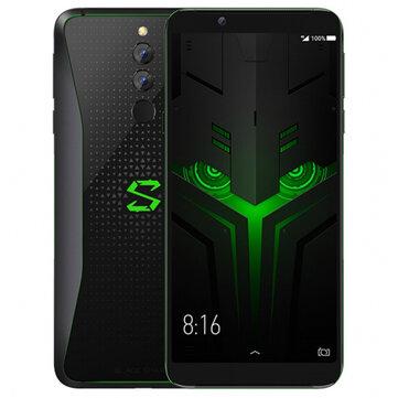 US$589.02Xiaomi Black Shark Helo 6.01 inch 6GB RAM 128GB ROM Snapdragon 845 Octa Core 4G Gaming SmartphoneSmartphonesfromMobile Phones & Accessorieson banggood.com