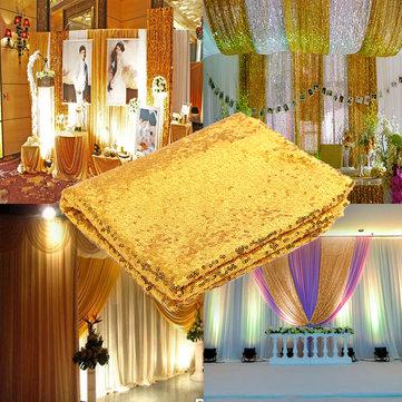cantik backdrop pernikahan - beauty glamorous