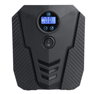 DC 12V Portable Car Digital Tire Inflator Air Compressor Pump 150 PSI Auto Air Pump for Car Motorcycle Tire Pump With LED Light for sale in Litecoin with Fast and Free Shipping on Gipsybee.com