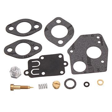 Carburetor Carb Repair Rebuild Kit For Briggs Stratton 495606 494624 3HP-5HP