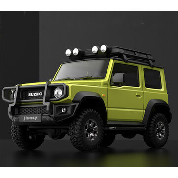 XIAOMI XMYKC01CM for Suzuki Jimny Sierra Yellow Intelligent 1:16 Proportional 4WD Rock Crawler App Control RC Car Vehicles Model