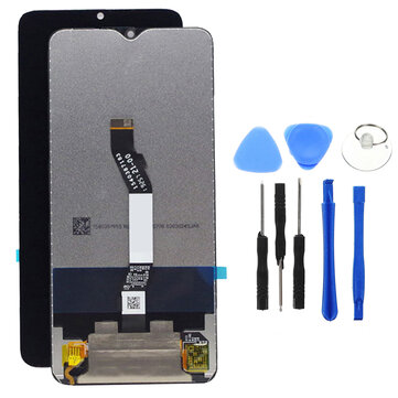 How can I buy Bakeey for Xiaomi Redmi Note 8 Pro LCD Display   Touch Screen Digitizer Assembly Replacement Parts with Tools Non Original with Bitcoin