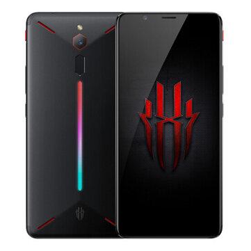 Núbia Red Magic 6.0 polegadas 6GB RAM 64GB ROM Snapdragon 835 Octa Núcleo 4G Gaming Smartphone