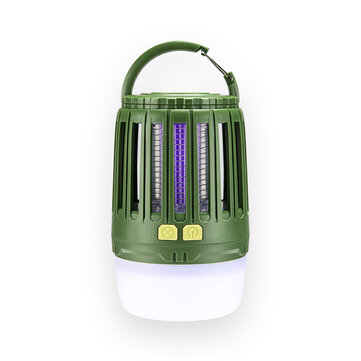 Naturehike IPX4 230LM Waterproof USB Charging Mosquito Killer Trap LED Night Light Outdoor Camping Lamp Insect Killing Lamp