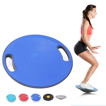 Buy Max Load 150kg Round Balance Trainer Board Home Sport Yoga Workout Fitness Exercise Tools with Litecoins with Free Shipping on Gipsybee.com