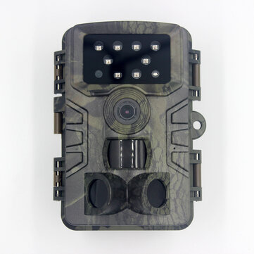 PR700 20MP 1080P 120Detecting Range Hunting Trail Camera Waternincsof Hunting Scouting Camera with Auto IR Filter for Wildlife Monitoring
