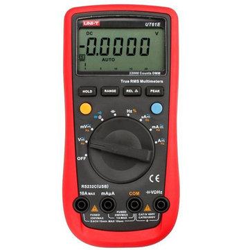 1PC New UNI-T UT61E AC DC Digital Modern Digital Multimeter Meter Tester