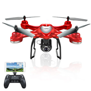 US$79.9914%SJRC S30W Double GPS Dynamic Follow WIFI FPV With 720P Wide Angle Camera RC Drone QuadcopterRC Toys & HobbiesfromToys Hobbies and Roboton banggood.com