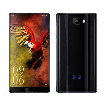 Elephone S8 6.0 inch 2K Display 4GB RAM 64GB ROM MTK6797T Helio X25 Deca core 4G Smartphone