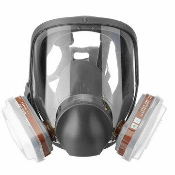 Mặt nạ phòng độc tự động 7 trong 1 chống sương mù 6800