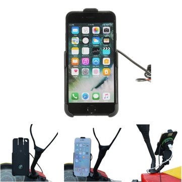 12-85V Phone GPS USB Holder Waterproof Universal For 4.7 inch 5.5 inch iPhone 6/s iPhone 7
