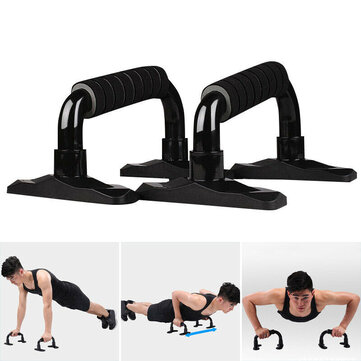 2pcs Metal Push Up Stands Home Fitness Training Push Up Bars Sport Exercise Tools