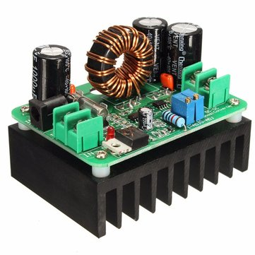 DC-DC 600W 10-60V to 12-80V Boost Converter Step Up Module Power Supply