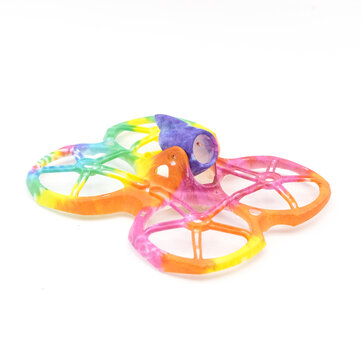 EMAX Tinyhawk II 75mm 1-2S Whoop Spare Part Camouflage Colorful Frame Kit for RC Drone FPV Racing