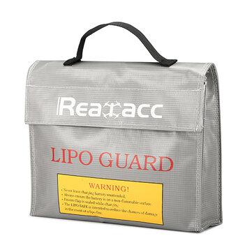 Realacc LiPo Battery Portable Safety Bag 240x180x65mm
