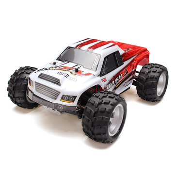 $71.99 for WLtoys A979B 4WD 1/18 Monster Truck RC Car 70km/h