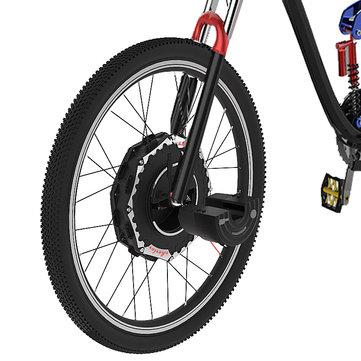 iMortor 2.0 26 דיסק הבלם 350W 24V המודיעין מוטוריים Brushless אופניים הקדמי גלגל עם סוללה דיגיטלית Display Speed Shift